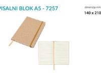 PISALNI BLOK A5 - 7257