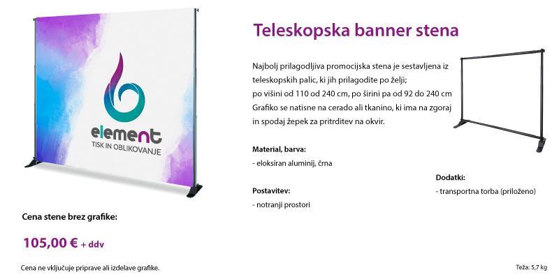 Teleskopska-banner-stena